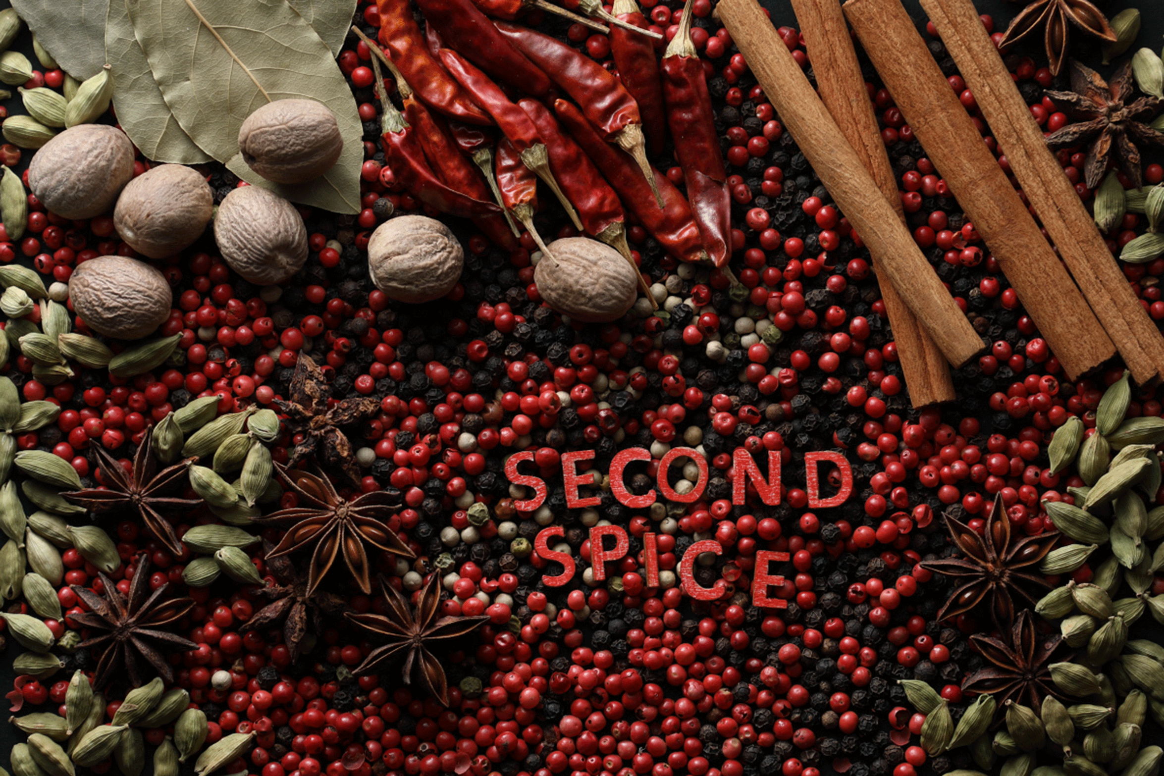 second spice